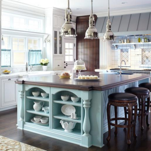 12 Great Kitchen Islands