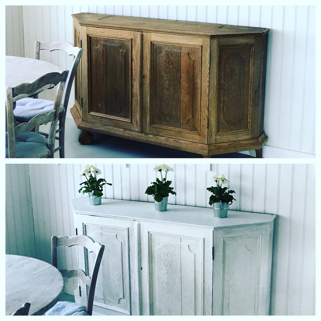 Diary of a Mad Renovator: Wacky For Whitewash | Traditional Home