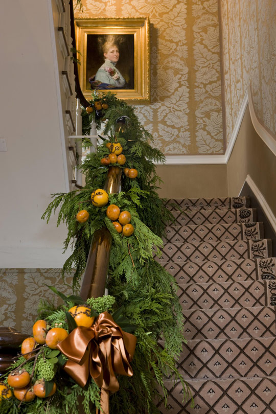 Decorating: A Capital Christmas   Traditional Home