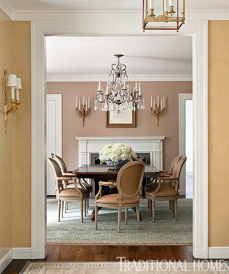Enlarge Eric Roth Warm Welcoming Dining Room