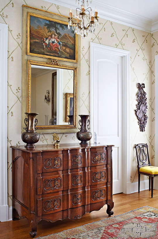 Wonderful Decorating with Mirrors   Traditional Home BA88