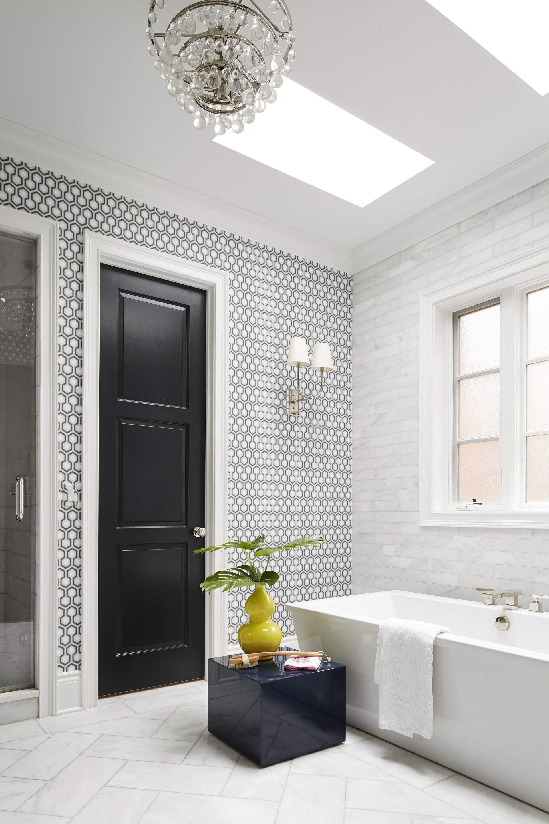 black and white bathroom designs beautiful black and white bathrooms traditional home 1022