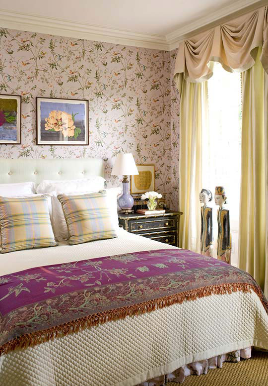Idea-Inspiring Master Bedrooms | Traditional Home