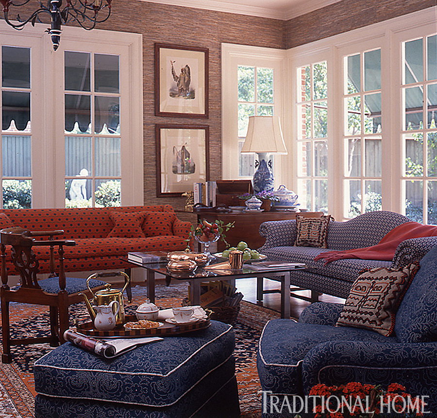25 Years of Beautiful Living Rooms | Traditional Home on Beautiful Room Pics  id=82197