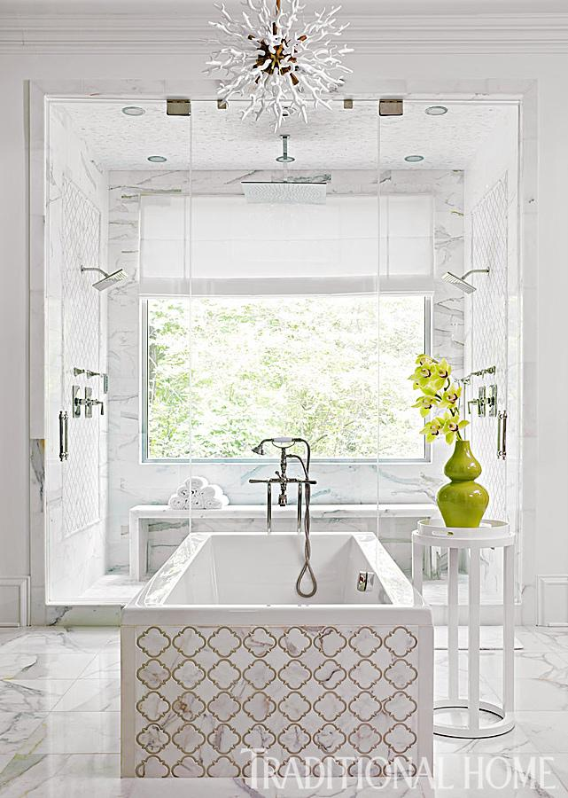 Ideas For Master Bathrooms